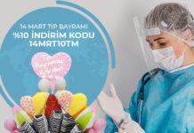 Tatlımeyve Tıp Bayramı Hediyeleri